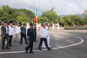 CONMEMORA EL GOBERNADOR HÉCTOR ASTUDILLO Y EL EJÉRCITO LA GESTA HEROICA DE LOS NIÑOS HÉROES DE CHAPULTEPEC (6)