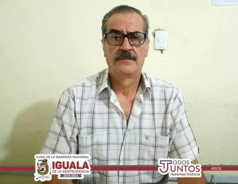 JUAN ALBERTO PEREA DIRECTOR DE PROTECCION CIVIL