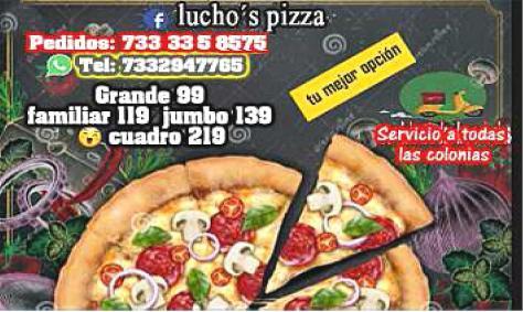 LUCHOS PIZZA