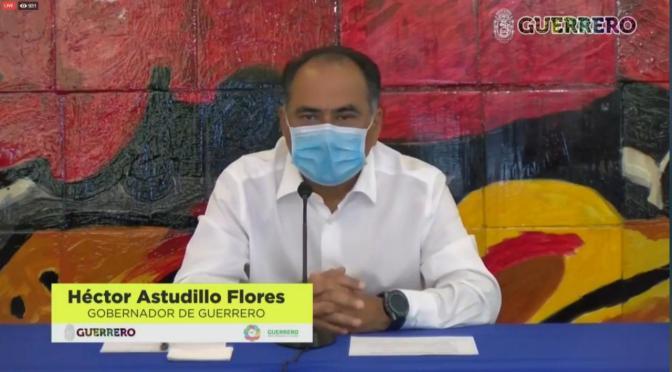 Se registran 112 nuevos contagios de Covid-19 en Guerrero